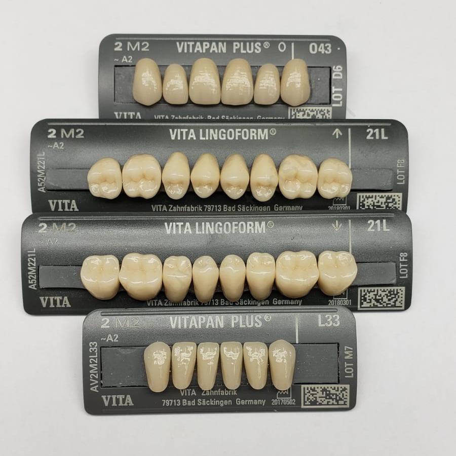Vita Lingoform and Vitapan Plus